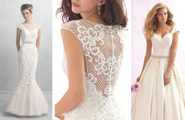 Madison James for Allure Bridal Collection