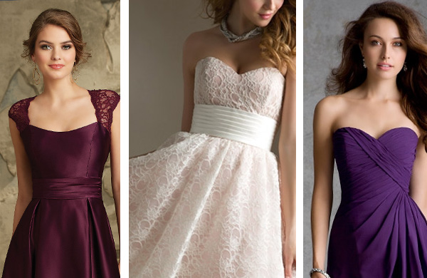 Mori Lee Bridesmaids Affairs